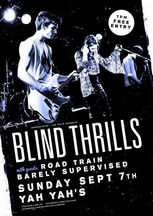 blind thrills