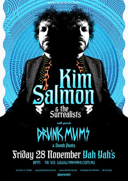 Kim Salmon