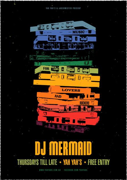 DJ Mermaid