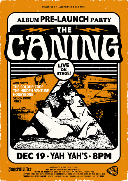 The Caning