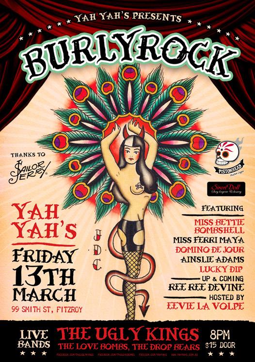 Burlyrock
