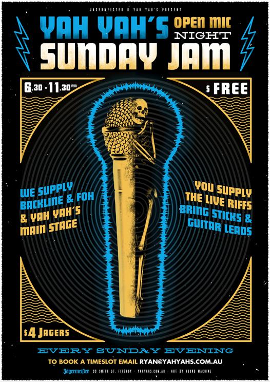 YahYah's-Sunday-Jam-Web